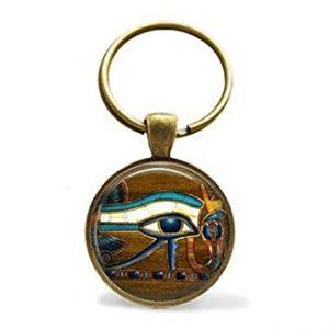 llavero egipcio horus