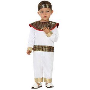 disfraz egipcio niño