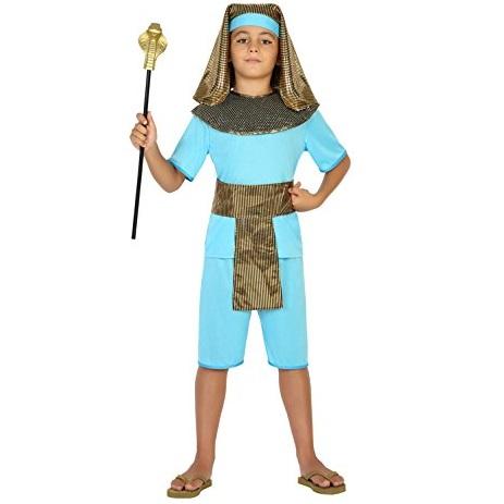 Disfraces egipcios de niño