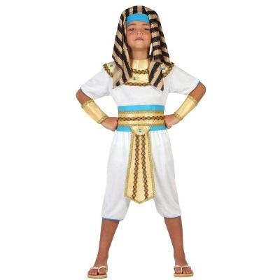 Disfraces egipcios para niños