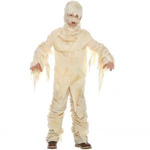 disfraz chico momia egipcia