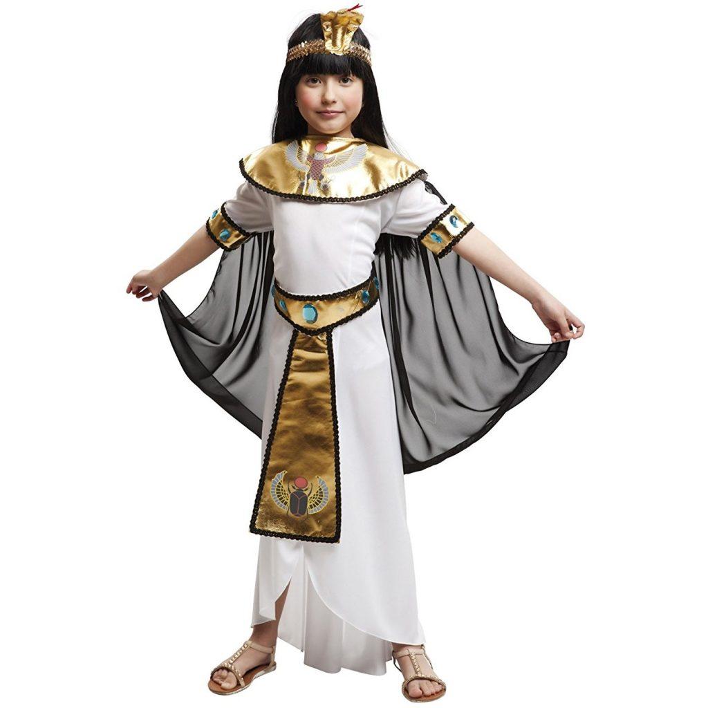 Disfraces egipcios de niña