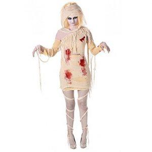 disfraz momia egipcia mujer
