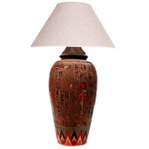 lamparas egipcias