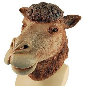 mascara camello
