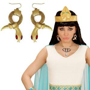 pendientes faraona