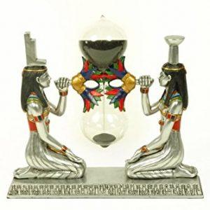 reloj de arena egipcias de mesa