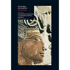 libro historia de Egipto