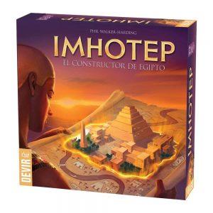 juego imhotep el constructor de Egipto