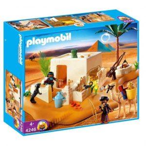 playmobil tumba del tesoro