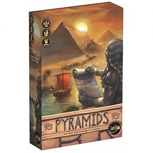 pyramids juego de mesa