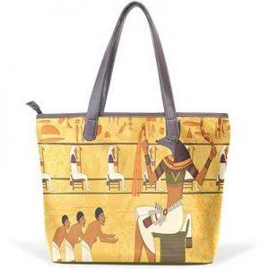 bolso mural egipcio
