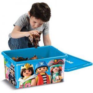 caja organizadora playmobil