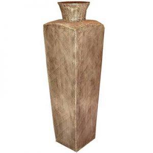 jarron egipcio rustico ceramica