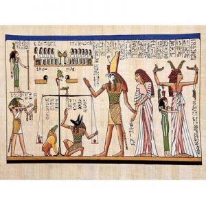 poster mural egipcio
