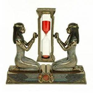 reloj arena egipcias resina