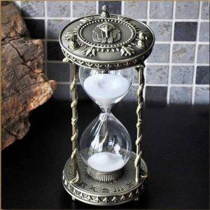 reloj arena tutankamon