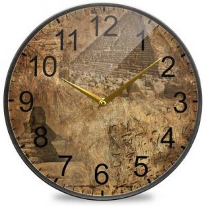 reloj circular pared