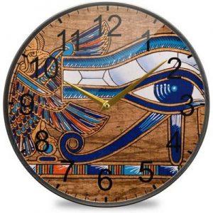 reloj pared ojo horus