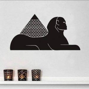 vinilo esfinge piramide guiza